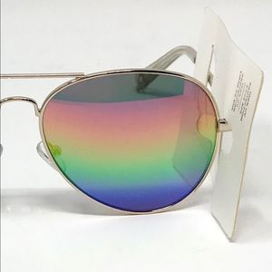 05cc70d476 American Eagle Outfitters Accessories - NEW AE Rainbow Tinted Sunglasses